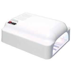 Star Nail Uv Light 36 Watt 110 Volt By Star Nail 63 00 Size 8 In W X 10 In L X 4 In H 36 Watt 110 Volt Usa Plug Bottom Tray Slides Out For Easy Placement