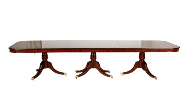 Millender Double Pedestal Dining Table