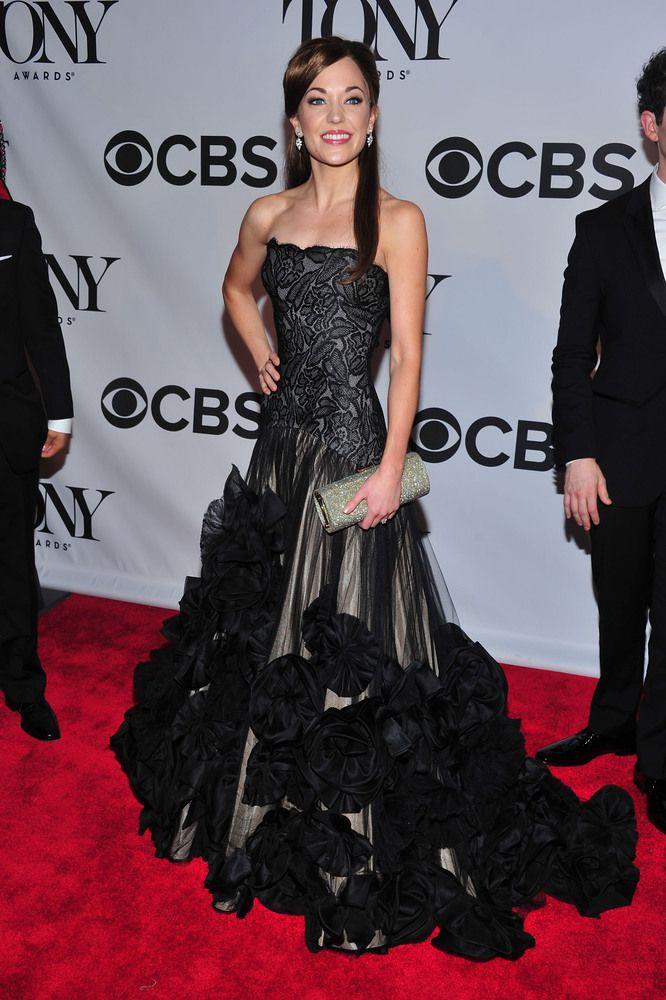 All The Gowns From The 2013 Tony Awards | All black dresses, Fashion, Tony  awards