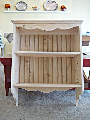 Storage Shelf..... I want to do this for my guest bath and alter the dimensions, change it up a bit, for a spice cabinet!
