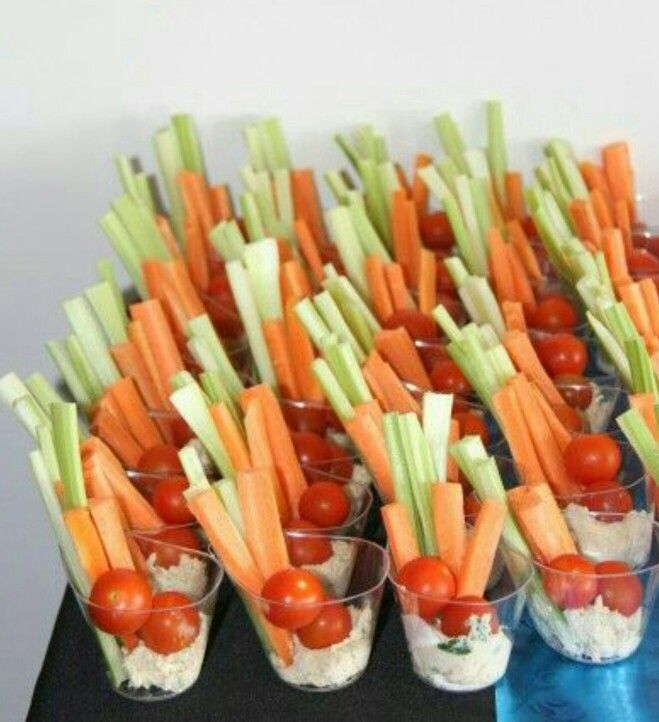 Fall Wedding Finger Foods