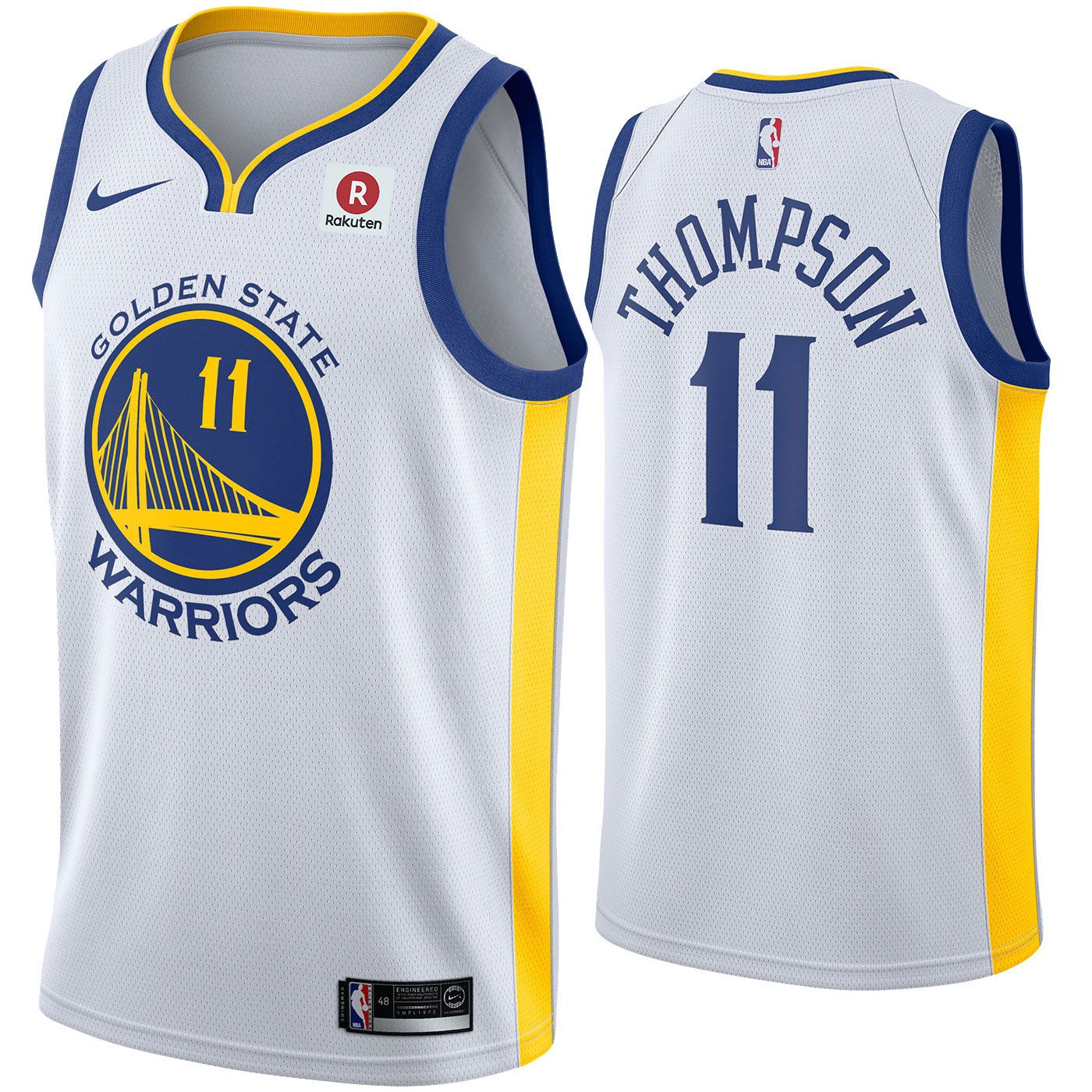 on sale baa8f 9bfdf gsw home jersey