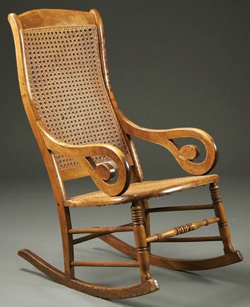 Nice Ben Franklinu0027s Rocking Chair