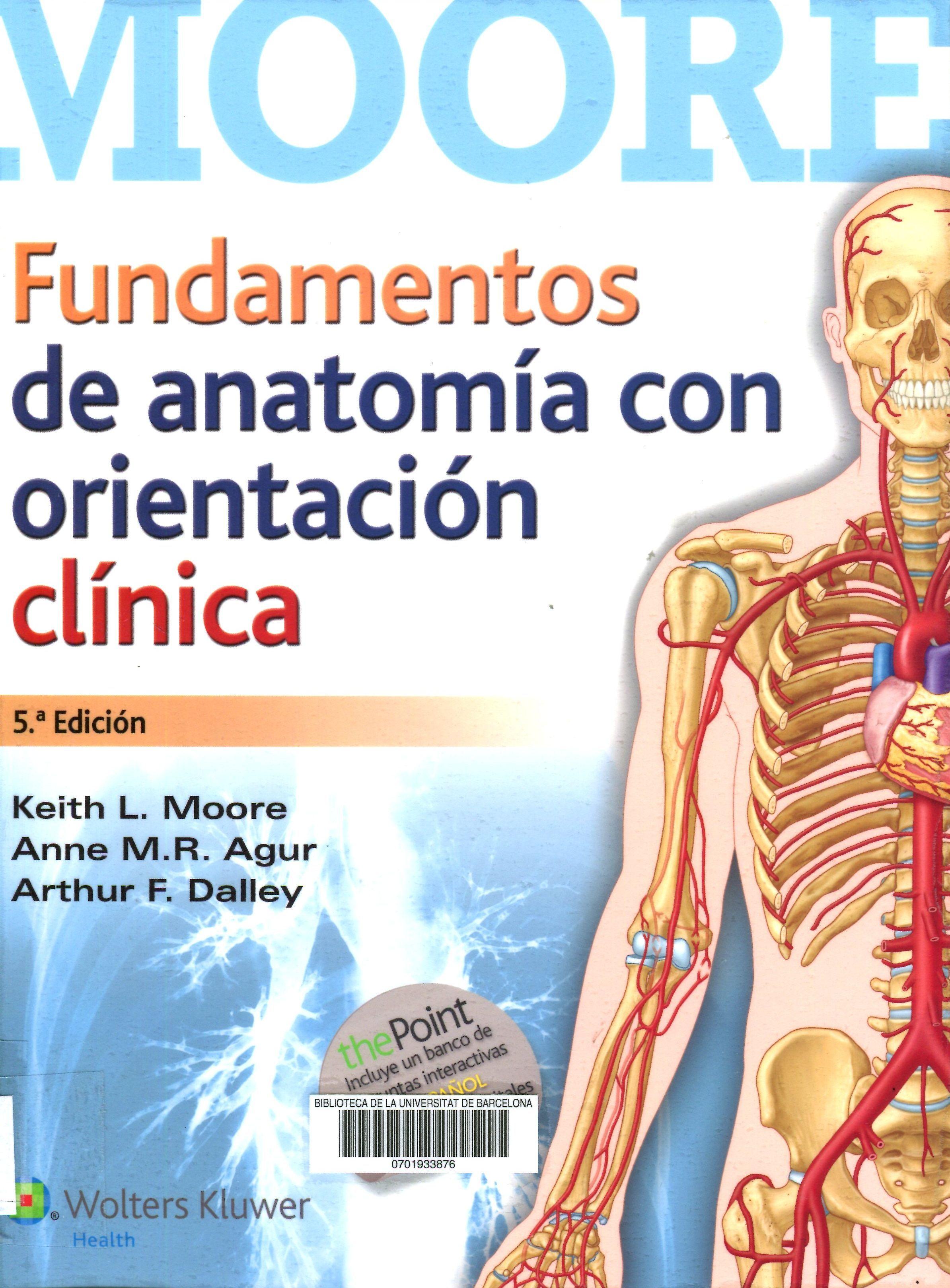 Excepcional Fundamentos De La Anatomía Humana Y Fisiología Marieb 8ª ...