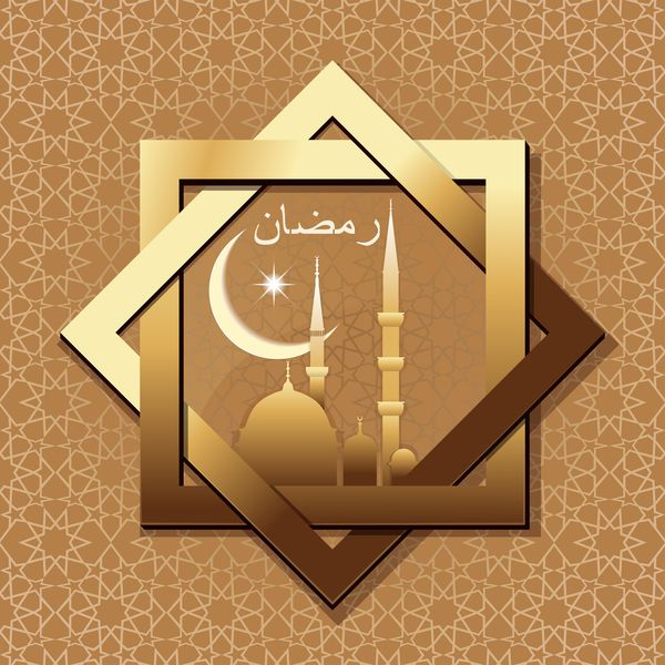 Elegant Islamic Background Art Vectors With Images Vector