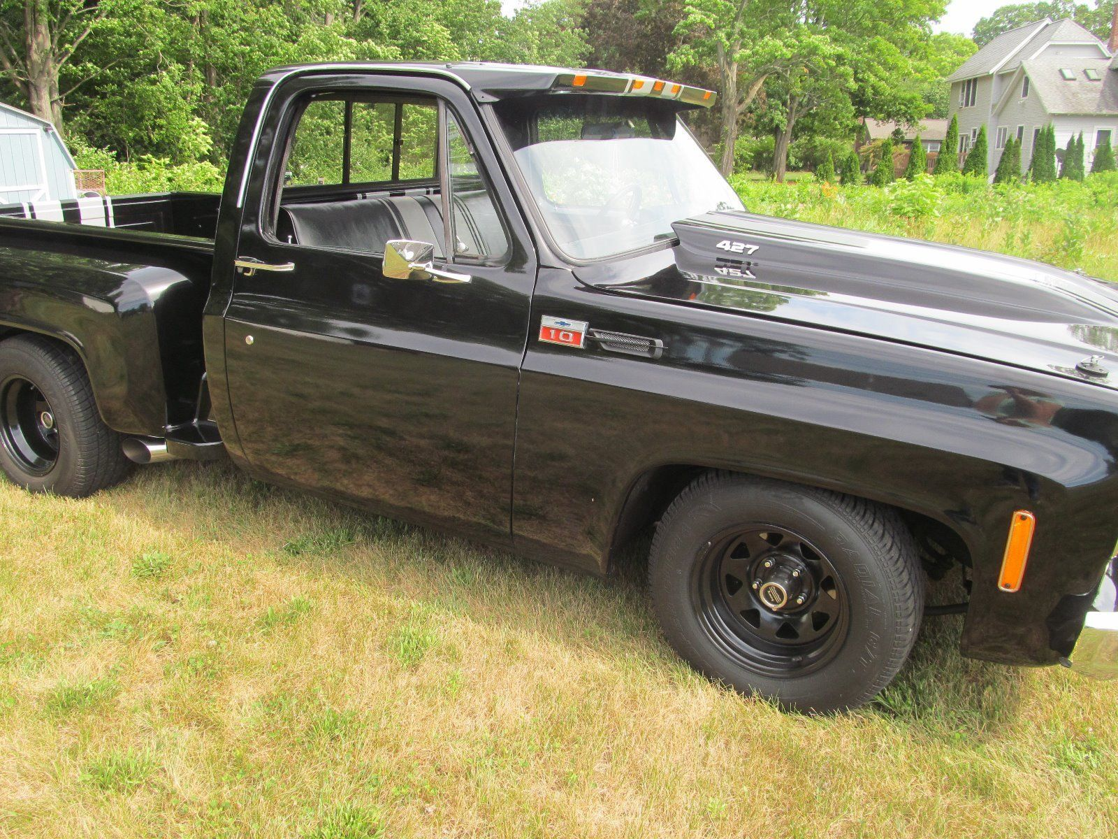 1978 chevy stepside truck lifted 1978 chevy 7 500 aurora - Chevrolet C 10 Step Side 1978 Chevy C 10 Big Block 427