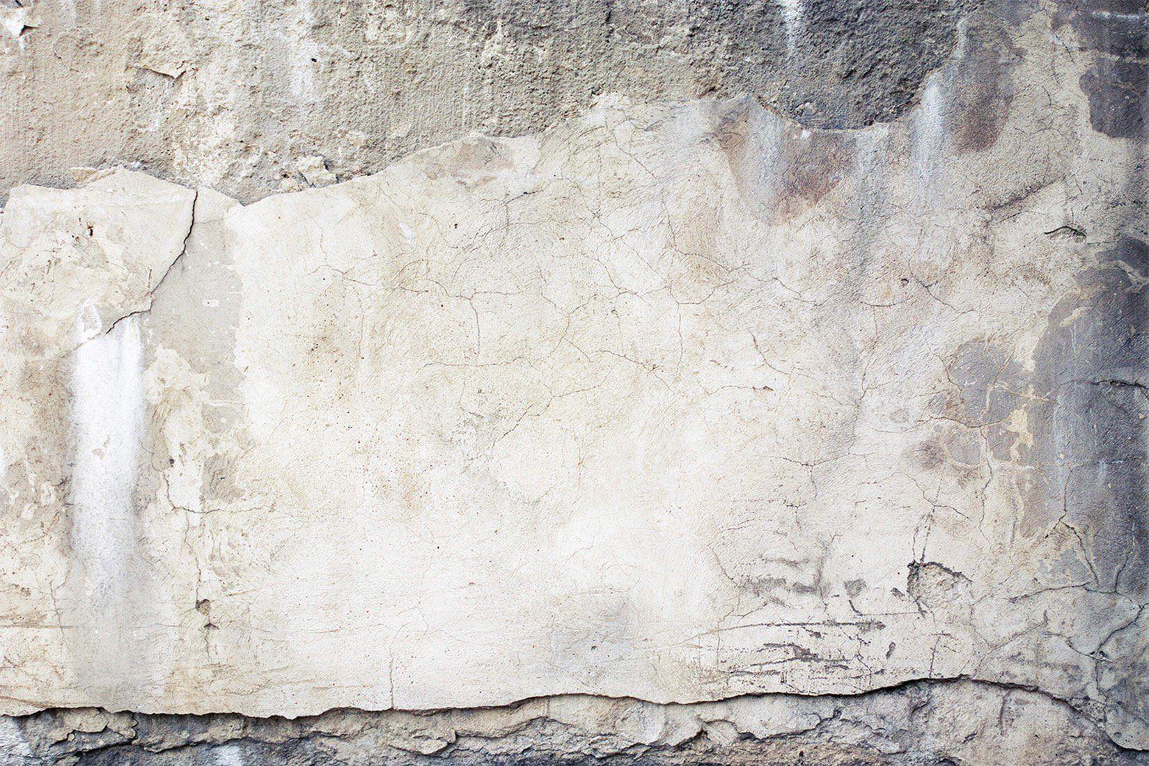 Broken Cracked Concrete Wallpaper Mural Murals Wallpaper In 2020 Concrete Wallpaper Textured Walls Wall Murals