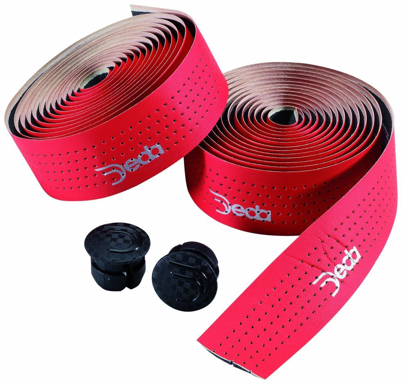 Deda Elementi Mistral (Perforated) Bar Tape - Red