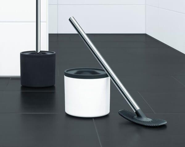Silikon WC Bürste Champ Ein Gebrauchsgegenstand wird zum Design