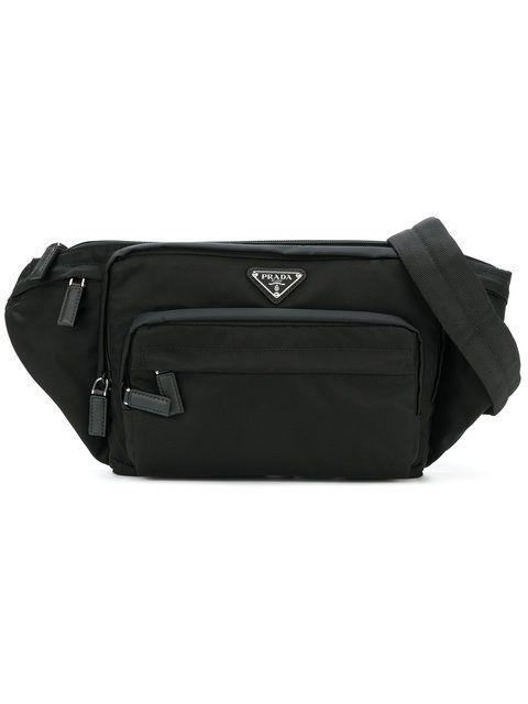 6e7c6fe0705 PRADA Vela belt bag.  prada  bags  belt bags  nylon