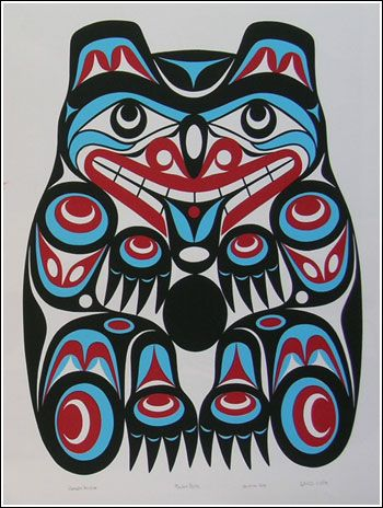 Northwest Indian Art Prints | Pacific Editions Ltd. Northwest ...