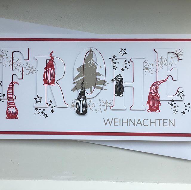 """Iris Dettmann on Instagram: """"Stempelideen.blogspot.de Werbung /Markennennung Die Wichtel sind los und ich habe sie alle mit meiner Karte eingefangen � #creativedepot…"""""""