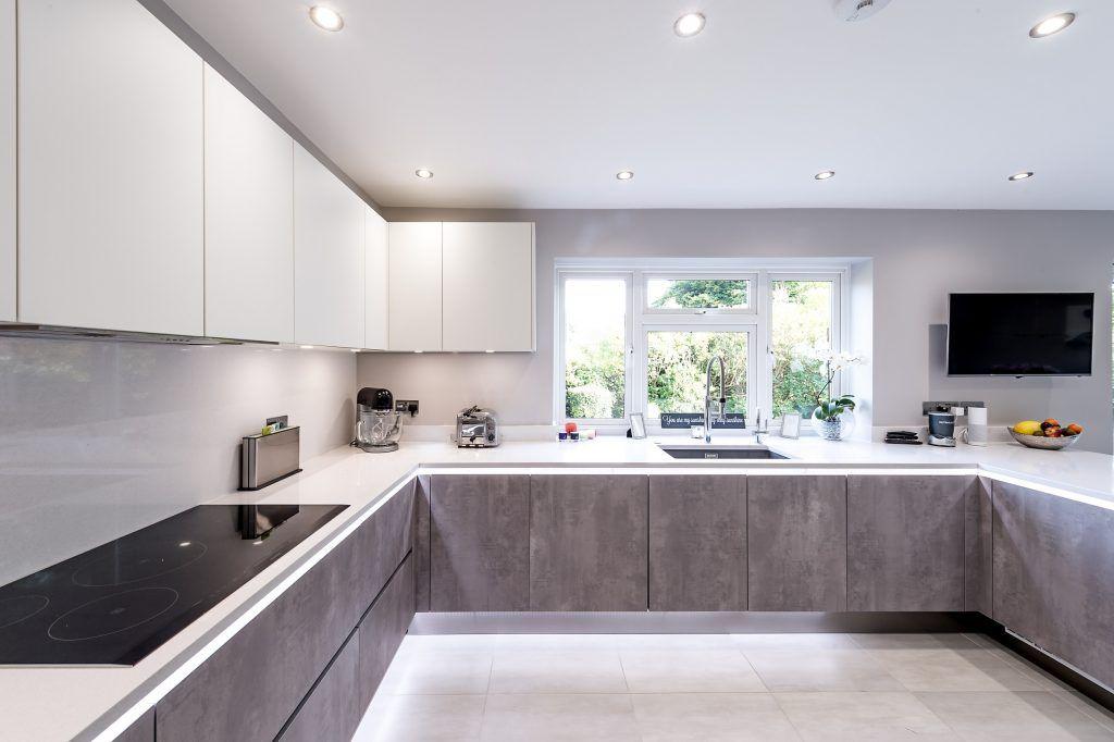 Kitchen Floor Base Units