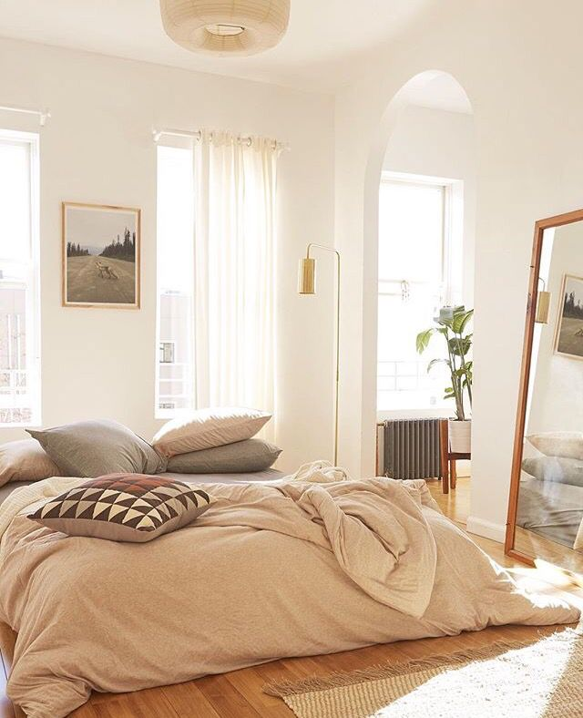 Simple And Bright | Summer Home | Pinterest | Bright, Bedrooms And