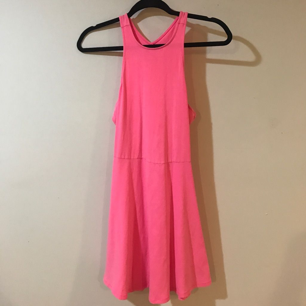 Pink cut out dress  Hot Pink Cut Out Dress  Hot pink and Products