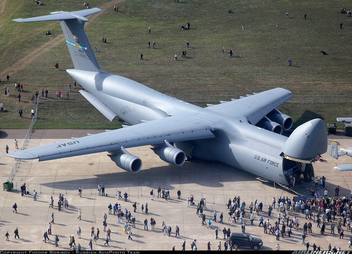 lockheed c 5m super galaxy l 500 usa air force aviation