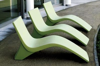 Chill Bench Site Furniture Landscape Forms Exterior