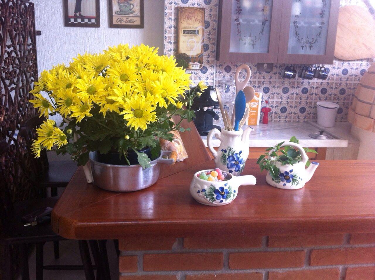 Ideias de decoração para chá de panela....