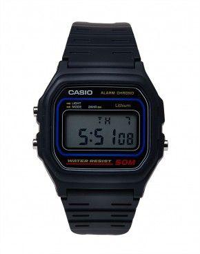Casio W-59 Digital Watch | Shop Men's clothing at The Idle Man