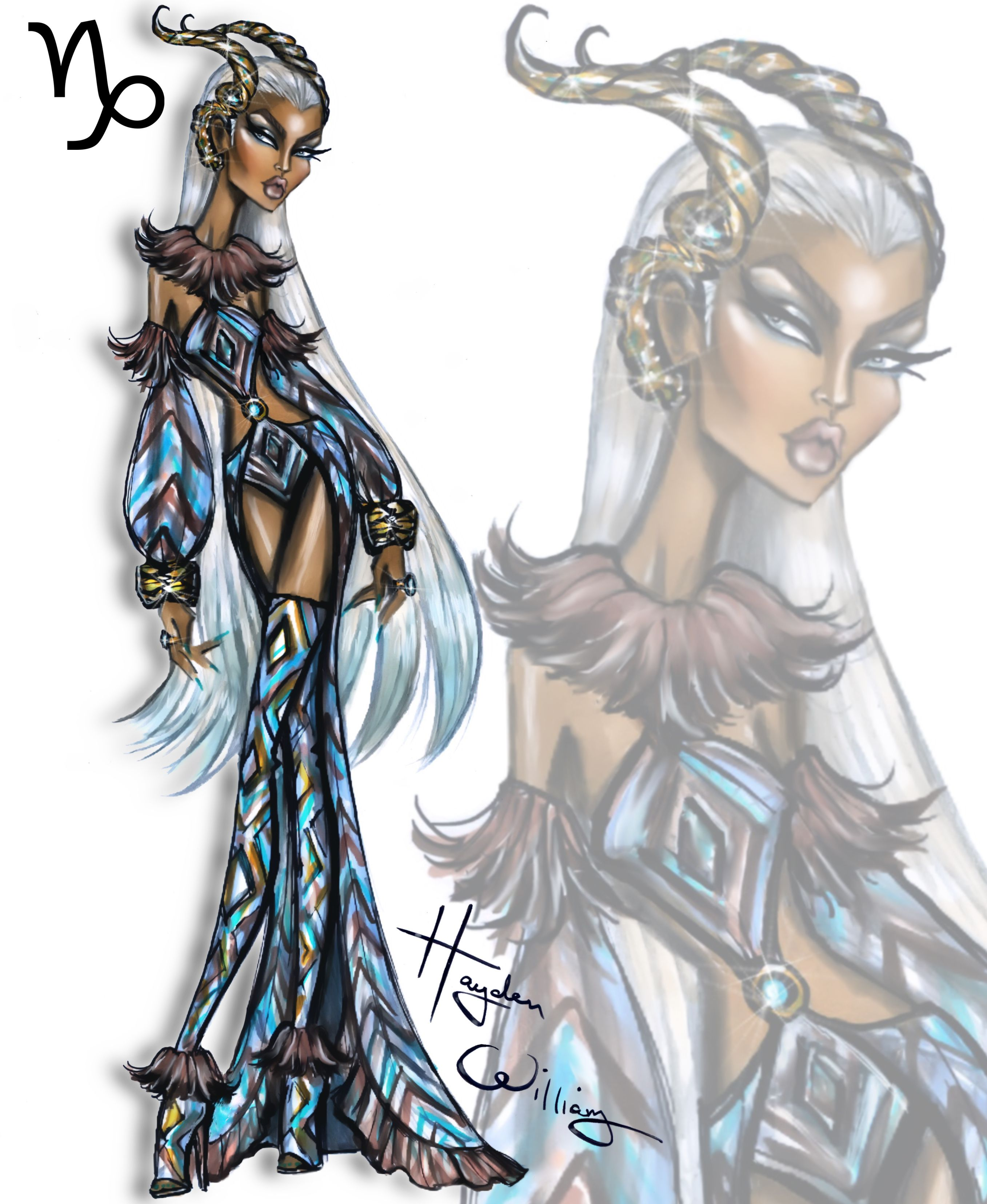 'Seeing Signs' by Hayden Williams #Capricorn