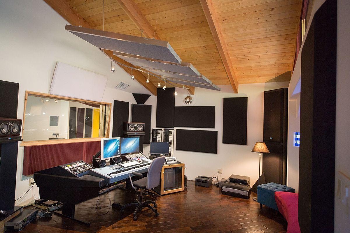 studio track lighting. The Flex II LED Track Lighting System Illuminates State Of Art Hilfman Music Studio T