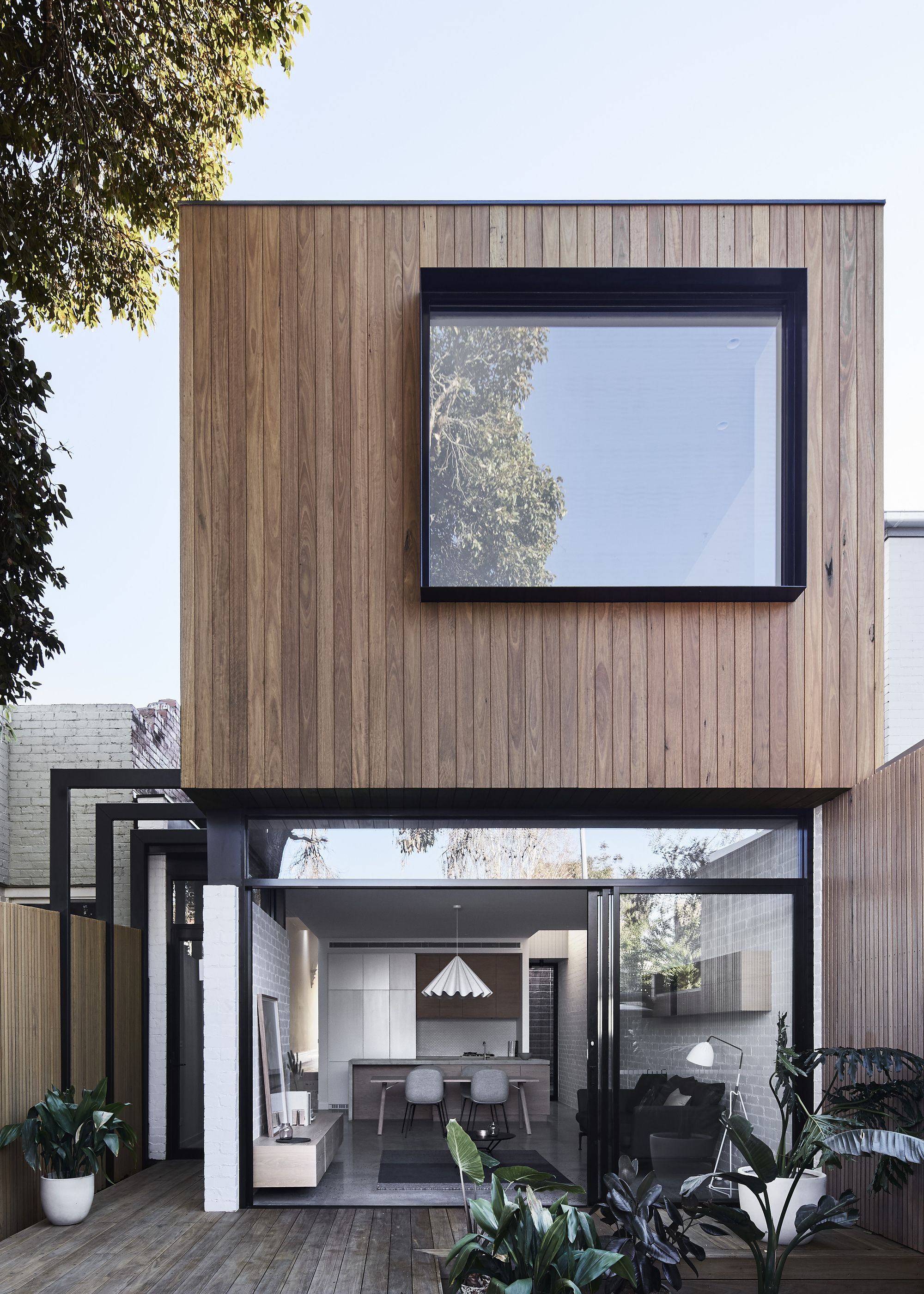 Gallery Of Loft House Tom Robertson Architects 7 Small House