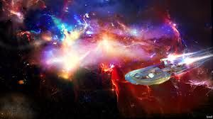 IMAGES OF NEBULAE IN OUTER SPACE - With a starship for interest?!!! Google Search
