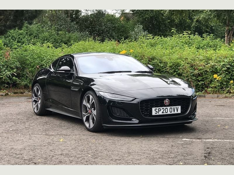 2020 Black Jaguar F Type 2 0i First Edition Auto S S 2dr For Sale For 56750 In Perth Perth And Kinross In 2020 Jaguar F Type Jaguar Black Jaguar