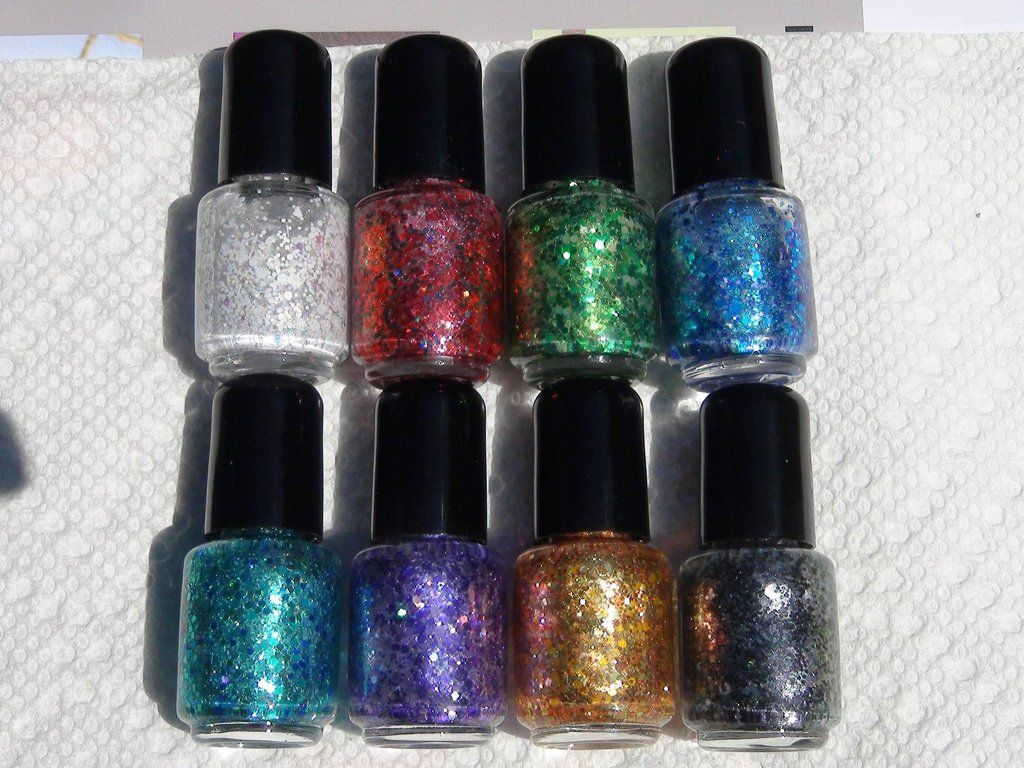 Have Glitter, Will DIY: Make Your Own Nail Polish-post on the RIGHT ...