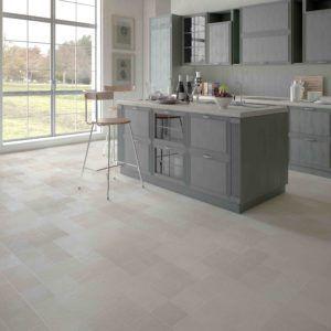 Blue Slate Tile Effect Laminate Flooring. Kitchen ...