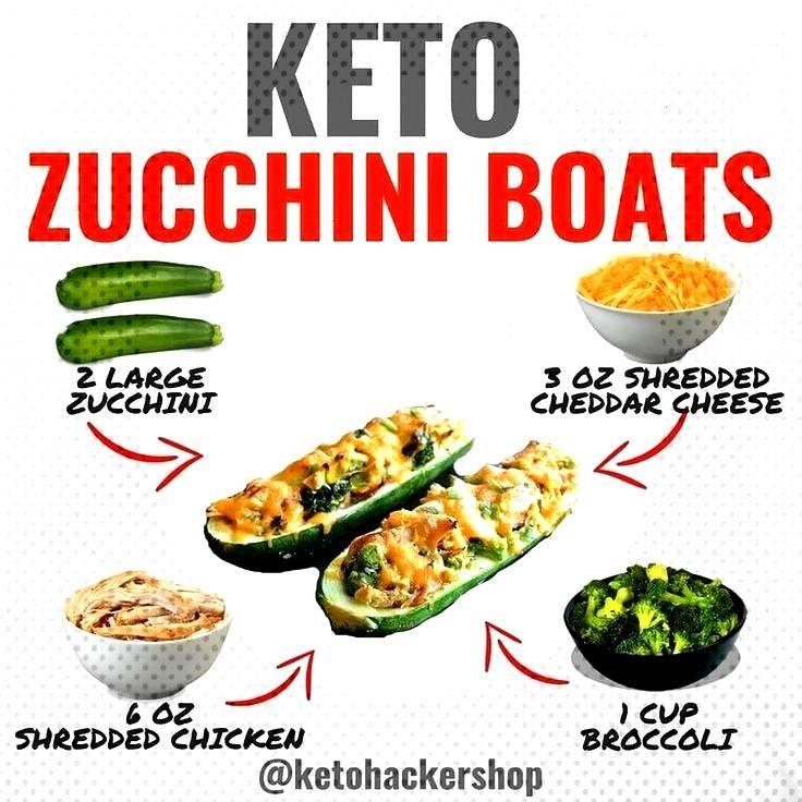 Keto zucchini boats. Keto recipe. Keto hacks. Keto tips and tricks. - -  Keto zucchini boats. Keto