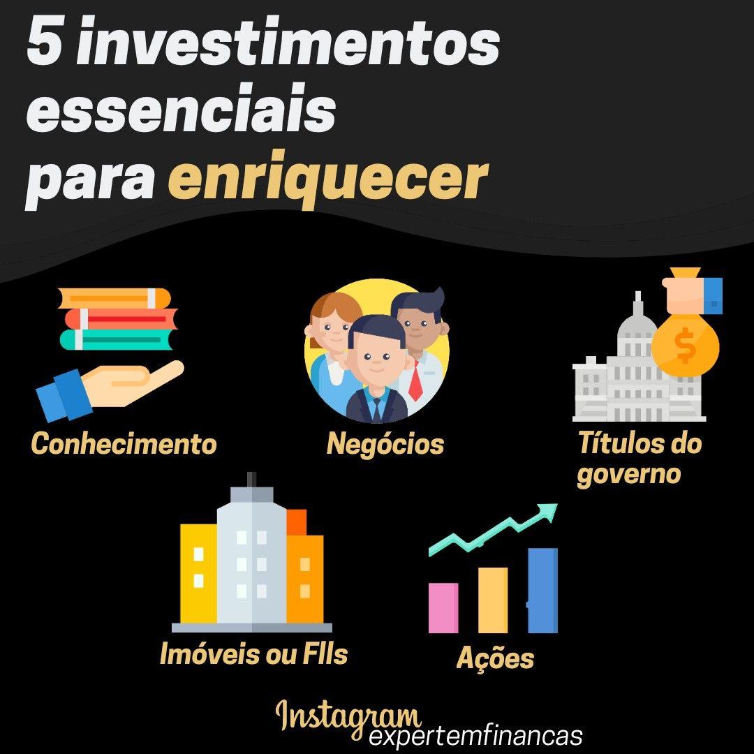 Finanças pessoais: investimentos de renda fixa e renda variável