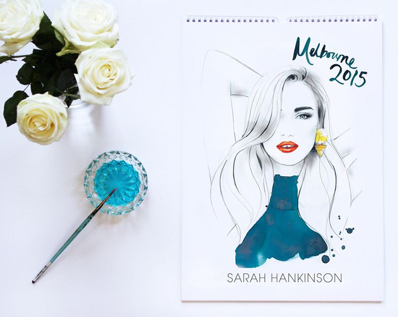 Love Sarah Hankinson's work, so beautiful