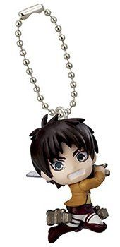 Amazon.com: All five Attack on Titan swing (japan import): Toys & Games