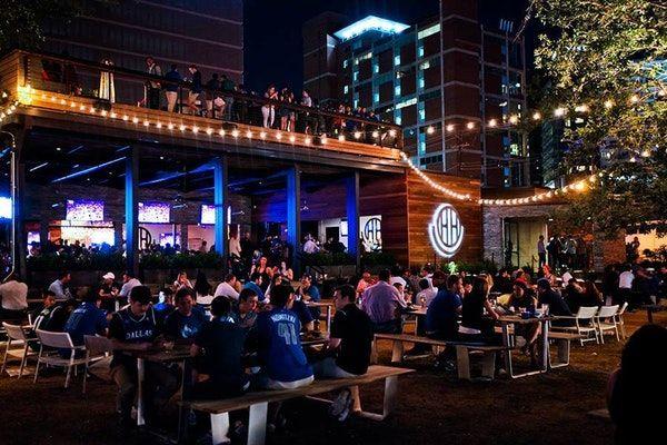 Outdoor Bars Dallas di 2020