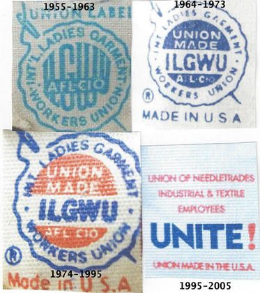 dating union labels