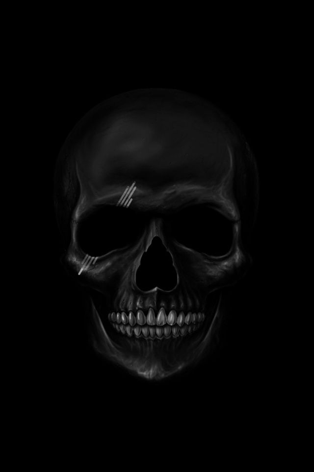 Pin By Jaden On Citaty Black Skulls Wallpaper Skull Wallpaper Black Iphone Background