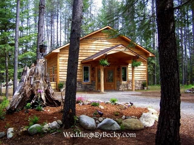 Rustic Weddings At Heartland Ranch Located In North Idaho All