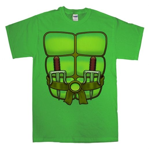 Fancy dress Teenage Mutant Ninja Turtles t-shirt £17.99