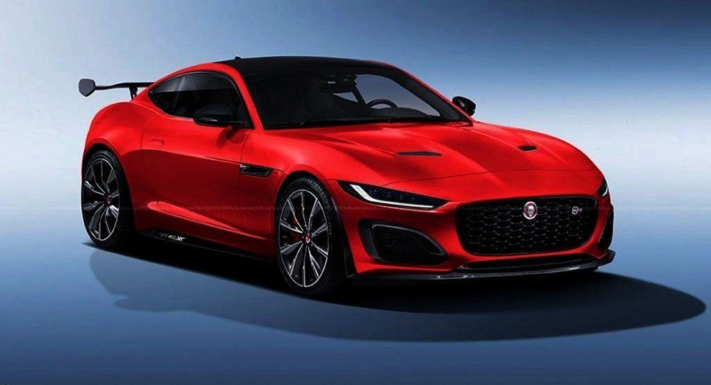 Jaguar F-Type Looks The Part As An SVRFacelifted 2020 Jaguar F-Type Looks The Part As An SVR  Porsc