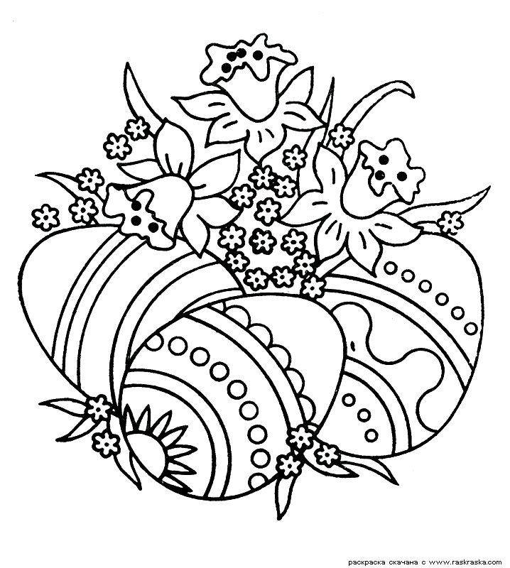 1000 Images About Paske Tegninger On Pinterest Coloring Eggs And Bunnies Easter Colors Easter Coloring Pages Coloring Pages