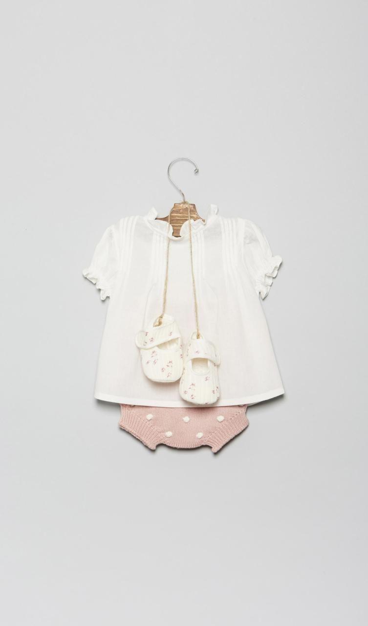 Conjuntos para bebé en la Tienda Online Nícoli Nicoli L1701032-bb Bebe