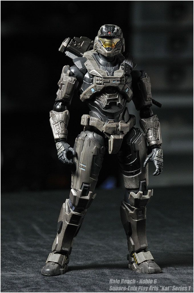 Halo Reach Noble 6   The Resistance   Halo cosplay, Halo