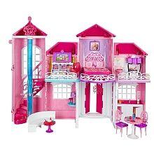 Barbie mansi n de malib ideas para mi cuarto pinterest juguetes barbie y mu ecas - Casitas de tela para ninos toysrus ...