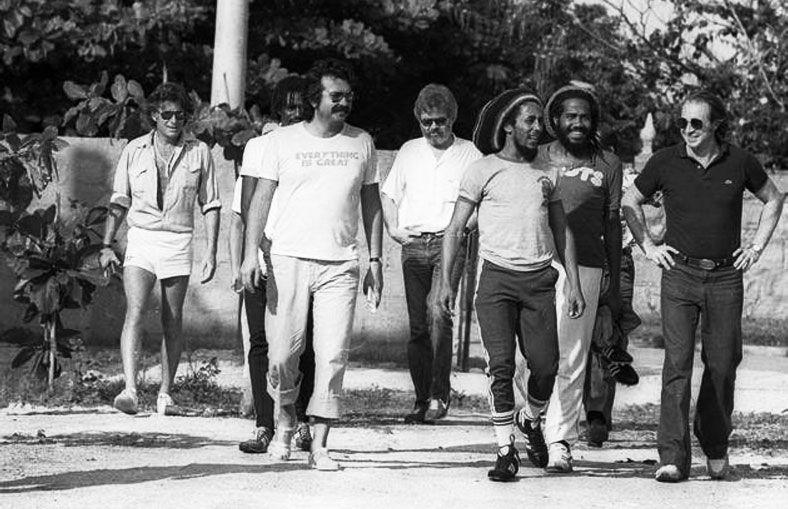 Reggae, Bob