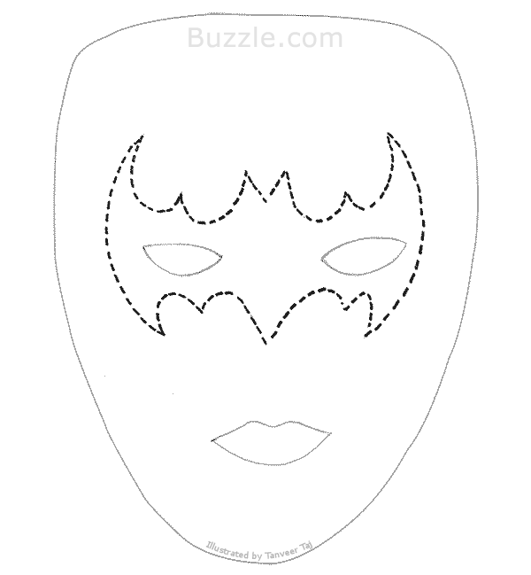 A List of Scary and Cool Halloween Face Painting Ideas for