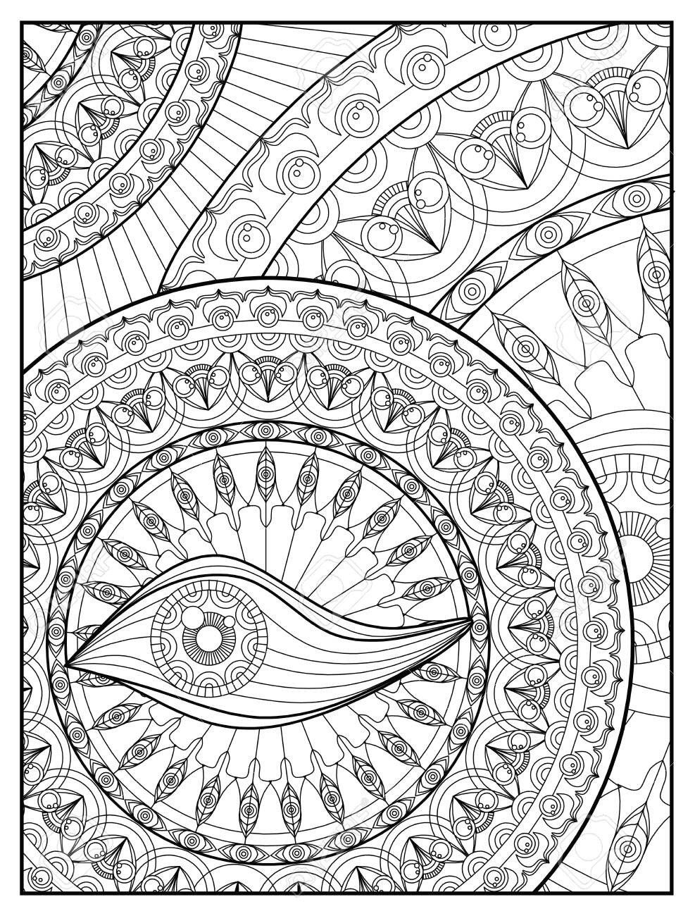 Big Mandala Coloring Pages Coloring Books Mandala Coloring Book For Adults Mandala Coloring Pages Bird Coloring Pages Butterfly Coloring Page