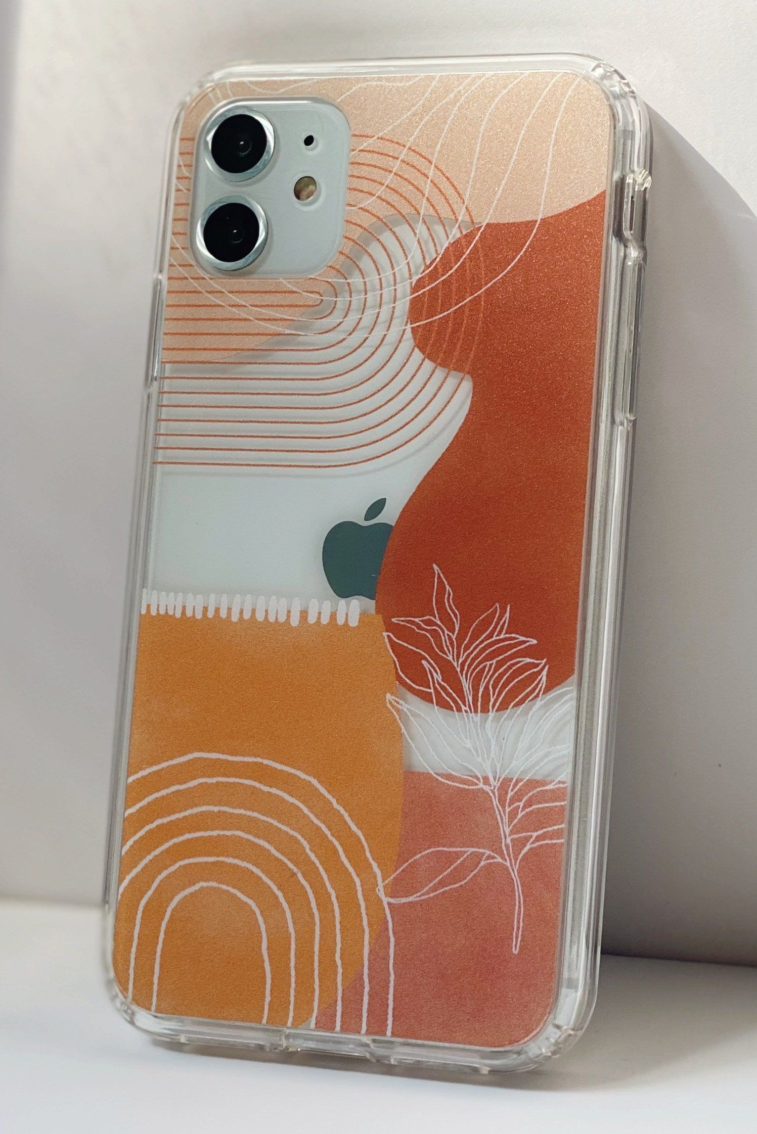 Abstract iphone 11 pro case modern abstract phone case