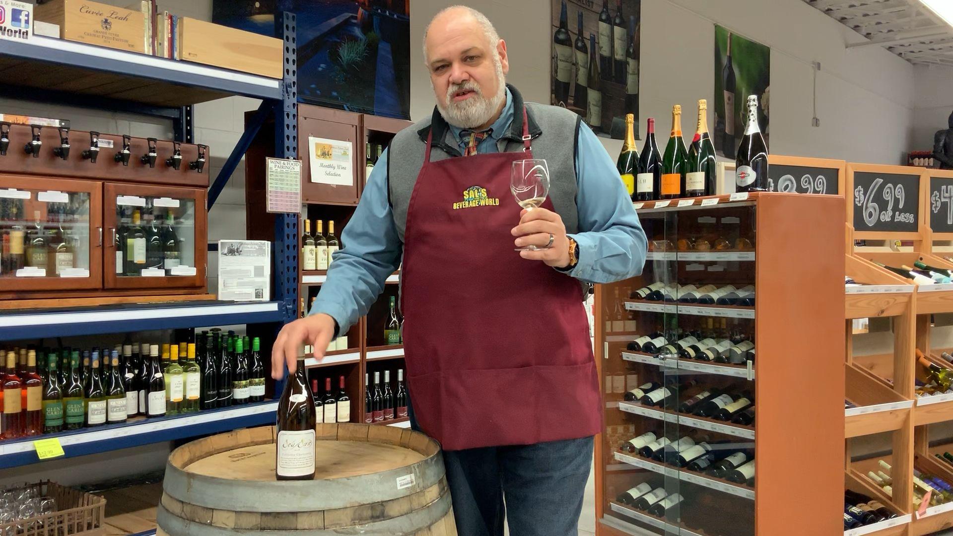 Sea Sun Chardonnay 2017 750ml Video Video Chardonnay Wine Education Wine Time