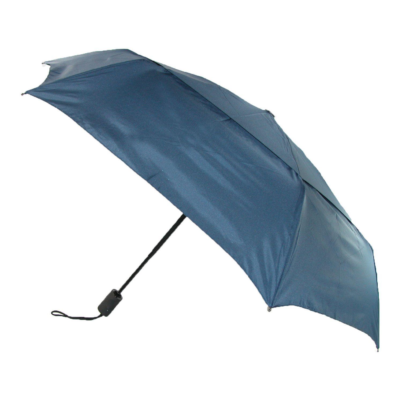 Hunter Green ShedRain Auto Open Compact Umbrella